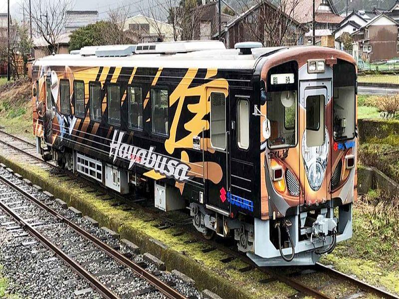 Tren Hayabusa