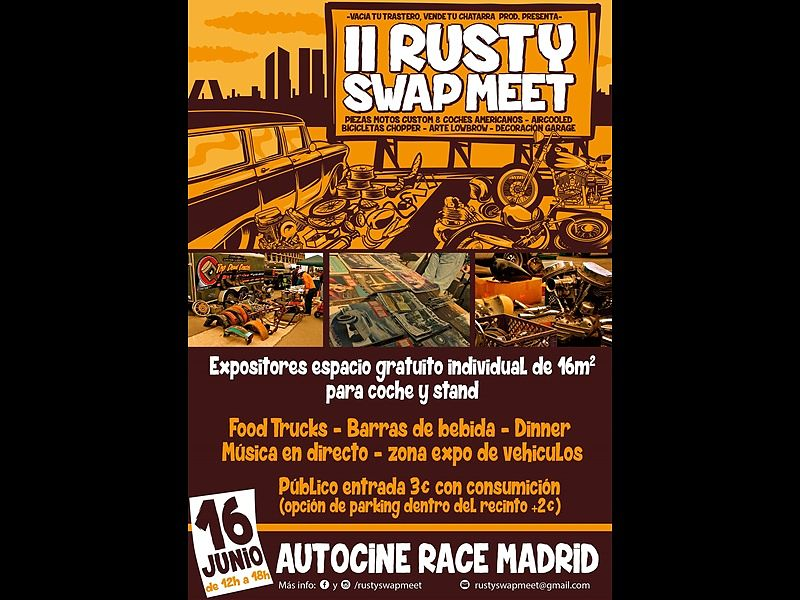 Cartel II Rusty Swap Meet