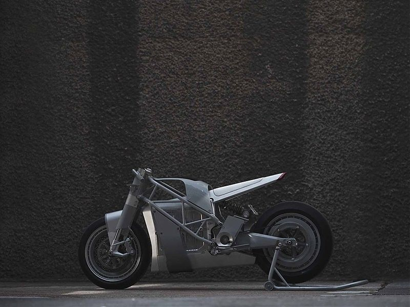 Untitled Motorcycles Zero XP - lateral
