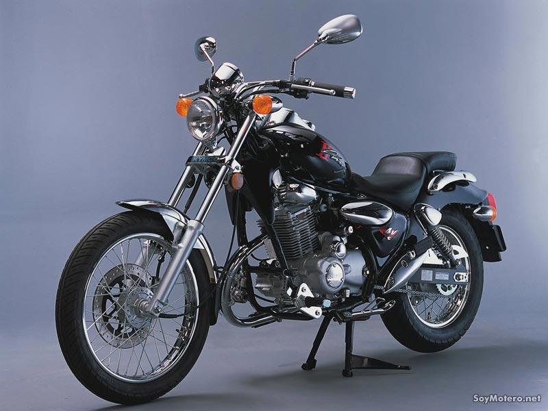 Motos Custom Kymco