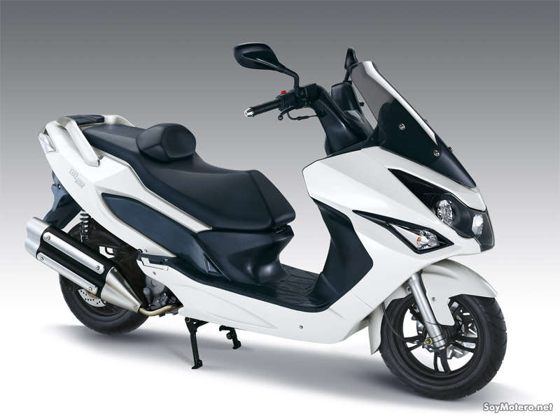 Honda Of Covington >> Daelim S3 125 FI: Ficha técnica, fotos, vídeos ...