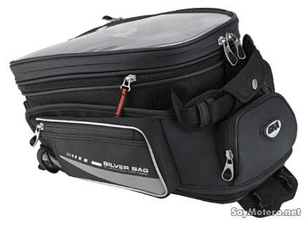 opiniones T483 Bolsas Givi de fotos Givi características precio de Silver Silver Givi T483 sobredepósito y g6SqPtt8