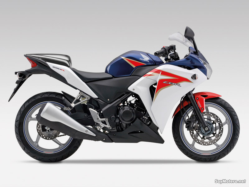 Honda Cbr250r 5004on Suzuki Cafe Racer Motorcycle