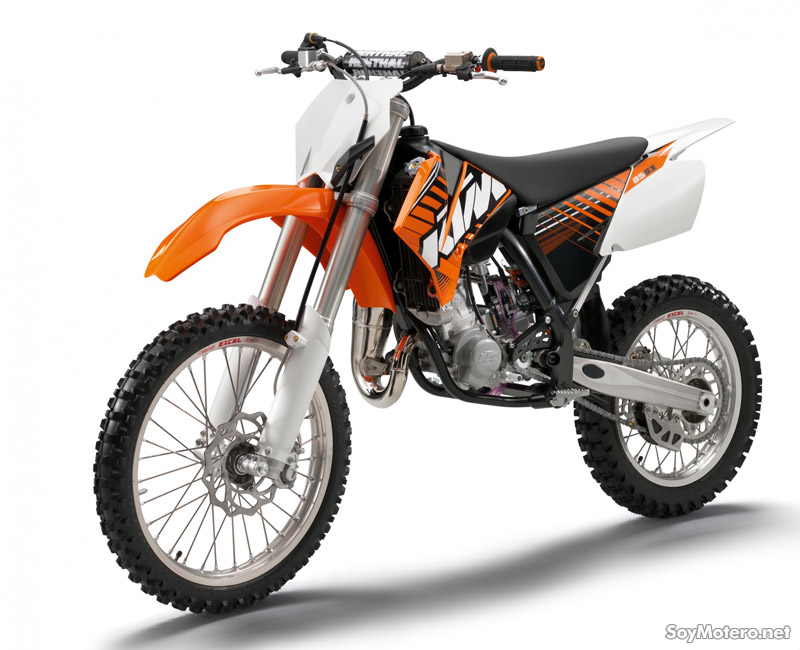 ktm 85 sx 2012 ficha t cnica fotos v deos comentarios y m s. Black Bedroom Furniture Sets. Home Design Ideas