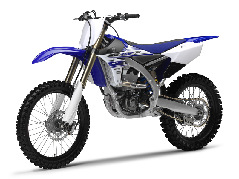 yamaha yz 450 f 2016 ficha t cnica fotos v deos comentarios y m s. Black Bedroom Furniture Sets. Home Design Ideas
