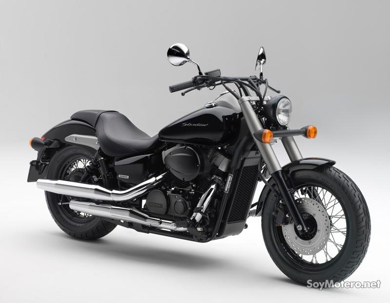 Nueva Honda Shadow 750 Black Spirit | Motos | Motos chopper | Honda