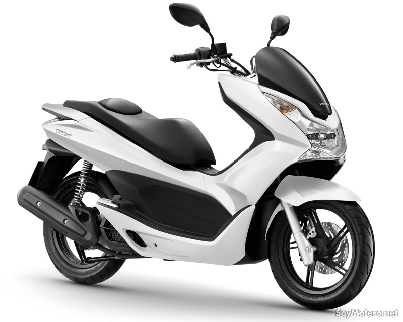 honda pcx 125 ficha t cnica fotos v deos comentarios y m s. Black Bedroom Furniture Sets. Home Design Ideas