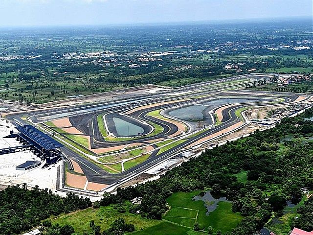 MotoGP visistará el Chang International Circuit a partir de 2018