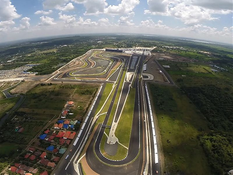 MotoGP aterrizará en el Chang International Circuit en 2018