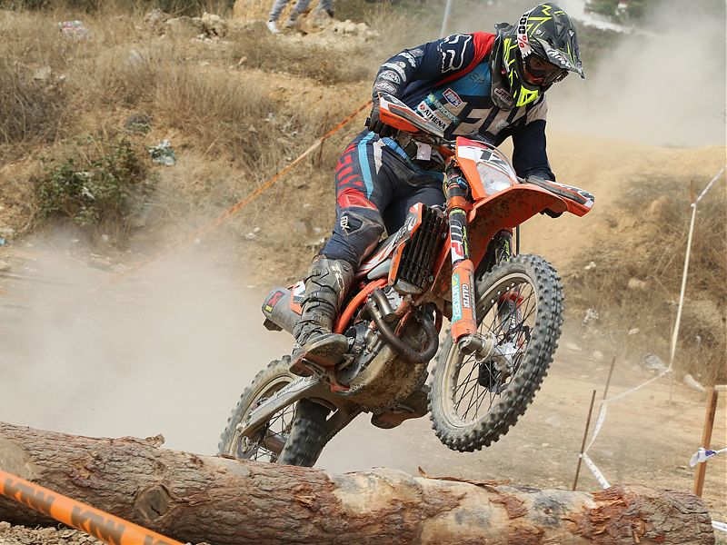 Nacional Enduro Requena: Enric Francisco