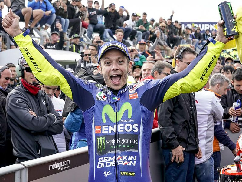 MotoGP Australia 2017: las fotos del fin desemana