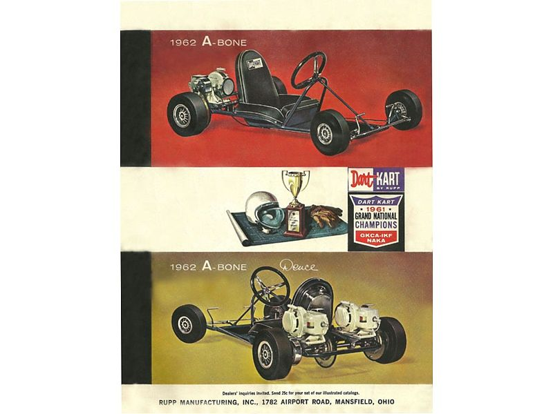Rupp Industries - Go Kart