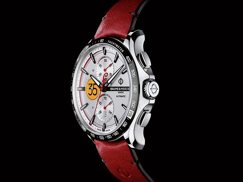 Reloj B&M Clifton Club Munro Limited Edition