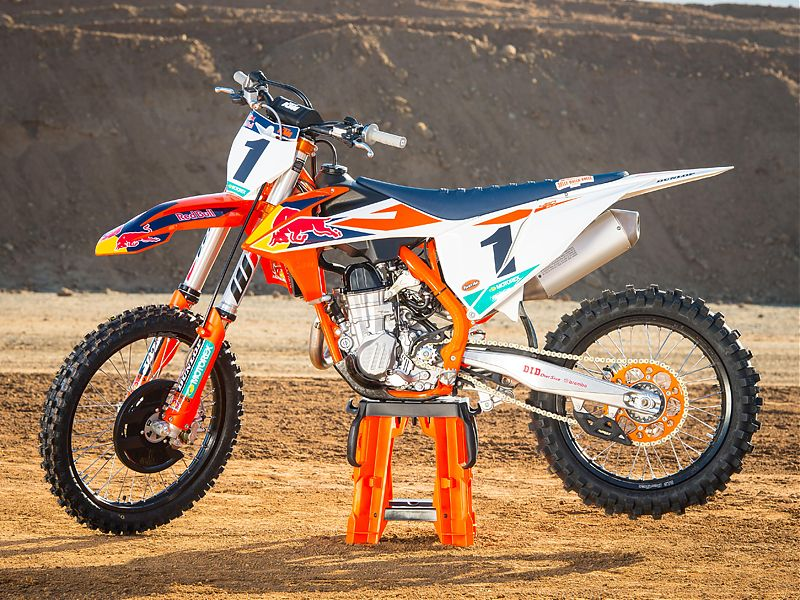 KTM 450 SX-F Factory Edition 2018