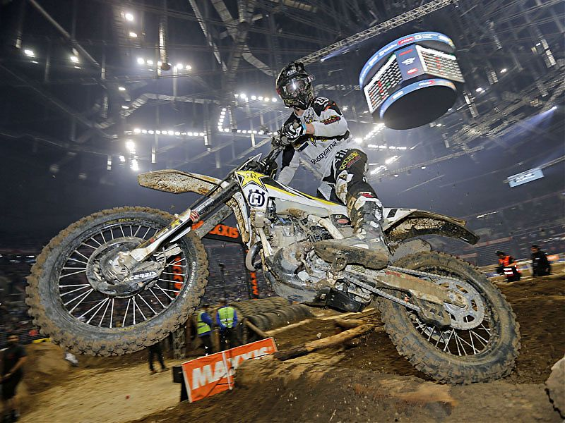 Mundial Superenduro 2018: Billy Bolt