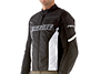 Dainese Racing Tex 2010 - Negro y blanco