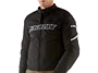 Dainese Racing Tex 2010 - Negro con reflectantes