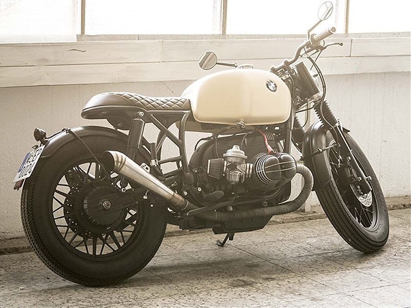 CRD94: Frame Number: 6230965 / License Plate: M-0024-EP MODELO BMW R 100RT