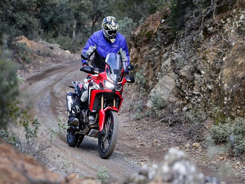 Honda Africa Twin 2018 off road