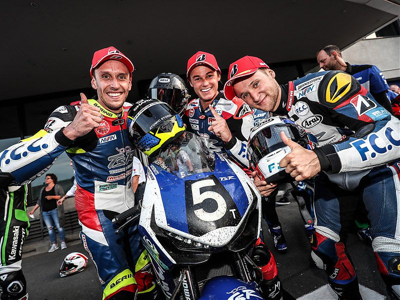Freddy Foray, Josh Hook y Alan Techer, ganadores de las 8H de Oschersleben