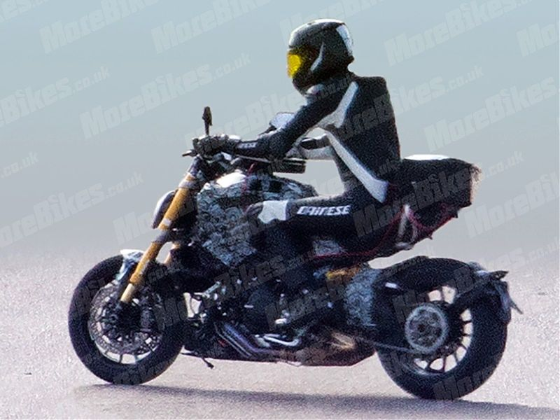 Ducati Diavel 2019 - lateral