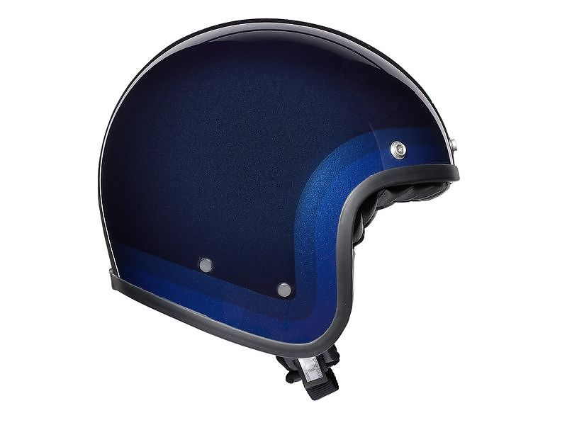casco X70 MULTI E2205 - TROFEO BLUE