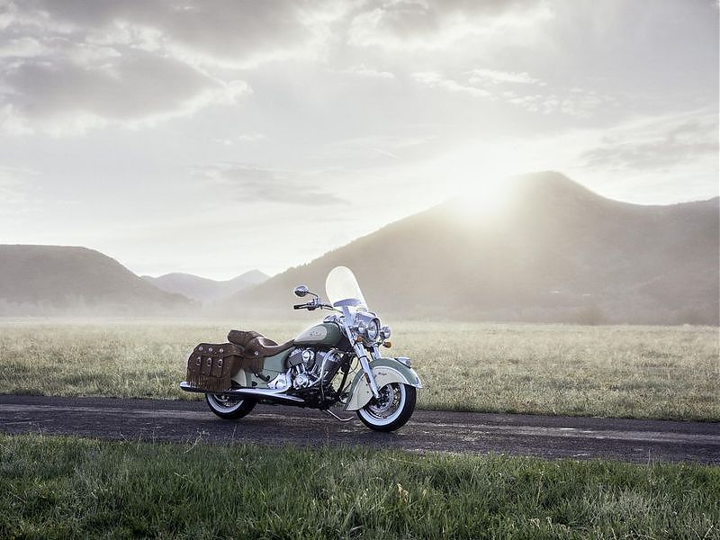 Novedades del 2019 de Indian Motorcycle