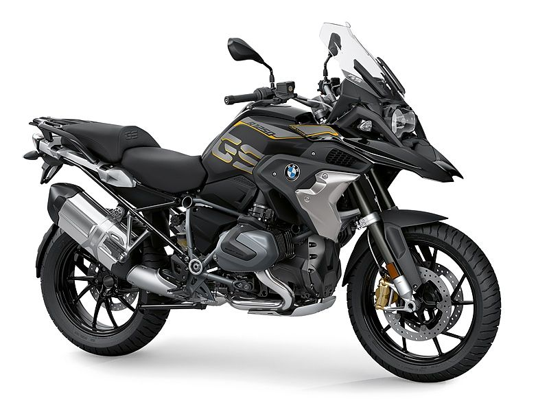 BMW R 1200 GS 2019 - estudio 2