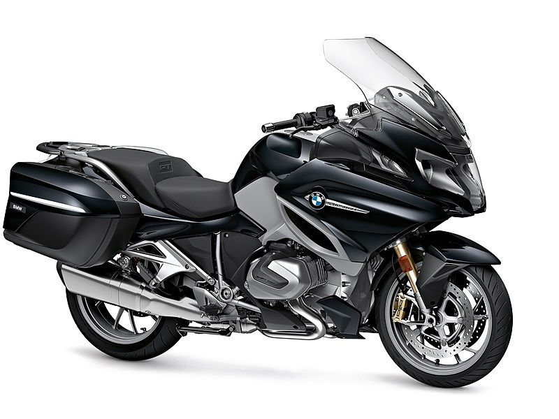 BMW R 1250 RT 2019 - estudio 2