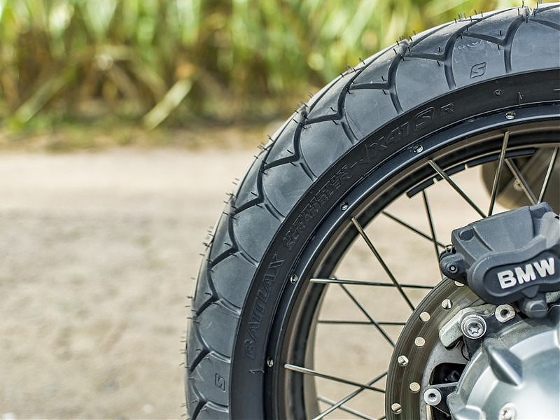 Bridgestone Adventurecross AX41S Scrambler