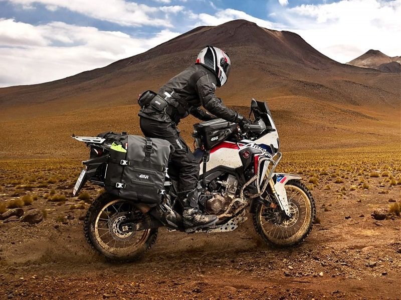 GIVI GRT709 Canyon - acción