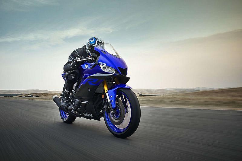 Nueva Yamaha YZF R3 2019