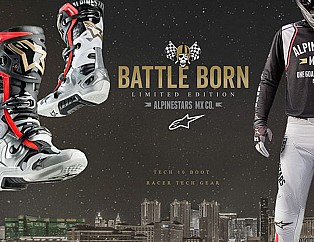 Alpinestars Limited Edition Battle Born