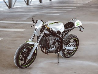 MuZ Skorpion Cafe Racer