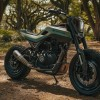 Royal Enfield Project SG411 por Smoked Garage