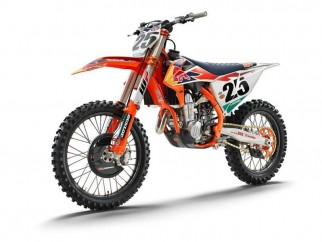 KTM 450 SX-F Factory edition 2019
