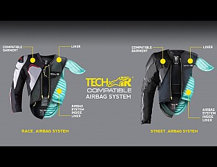 El Tech-Air de Alpinestars