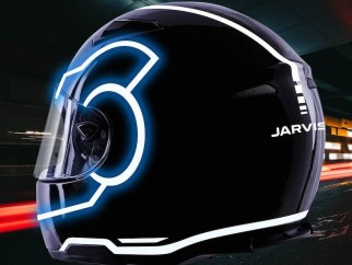 Casco inteligente Jarvish