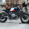 BMW R NineT por Hookie Co