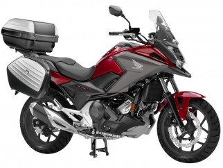 Nueva Honda NC750X Travel Edition