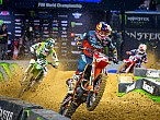 AMA Supercross 2019: Triple corona para Webb en Houston