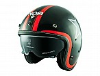 Casco NOS NS-1F Etoile Red: piloto Red Army