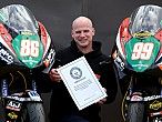 Ryan Farquhar, récord Guinness de victorias en Road Races: ¡357!
