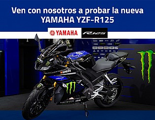 Experience Day Yamaha YZF-R125 2019