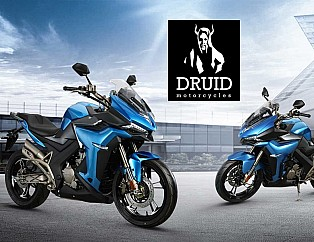 Nace Druid Motorcycles