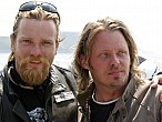 """Long Way Up"": Ewan McGregor y Charley Boorman irán de Argentina a Alaska"