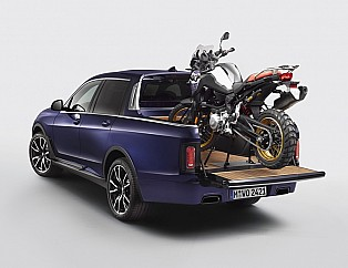 BMW X7 convertido en pick-up