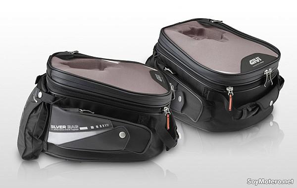 bb3266d07 Givi T480: la bolsa sobredepósito sin correas ni imanes | Motos ...