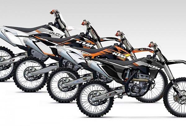 1da7d2d8be Gama de accesorios para tu KTM 350 SX-F | Motos | Accesorios para ...