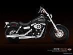 Harley-Davidson Street Bob 2011